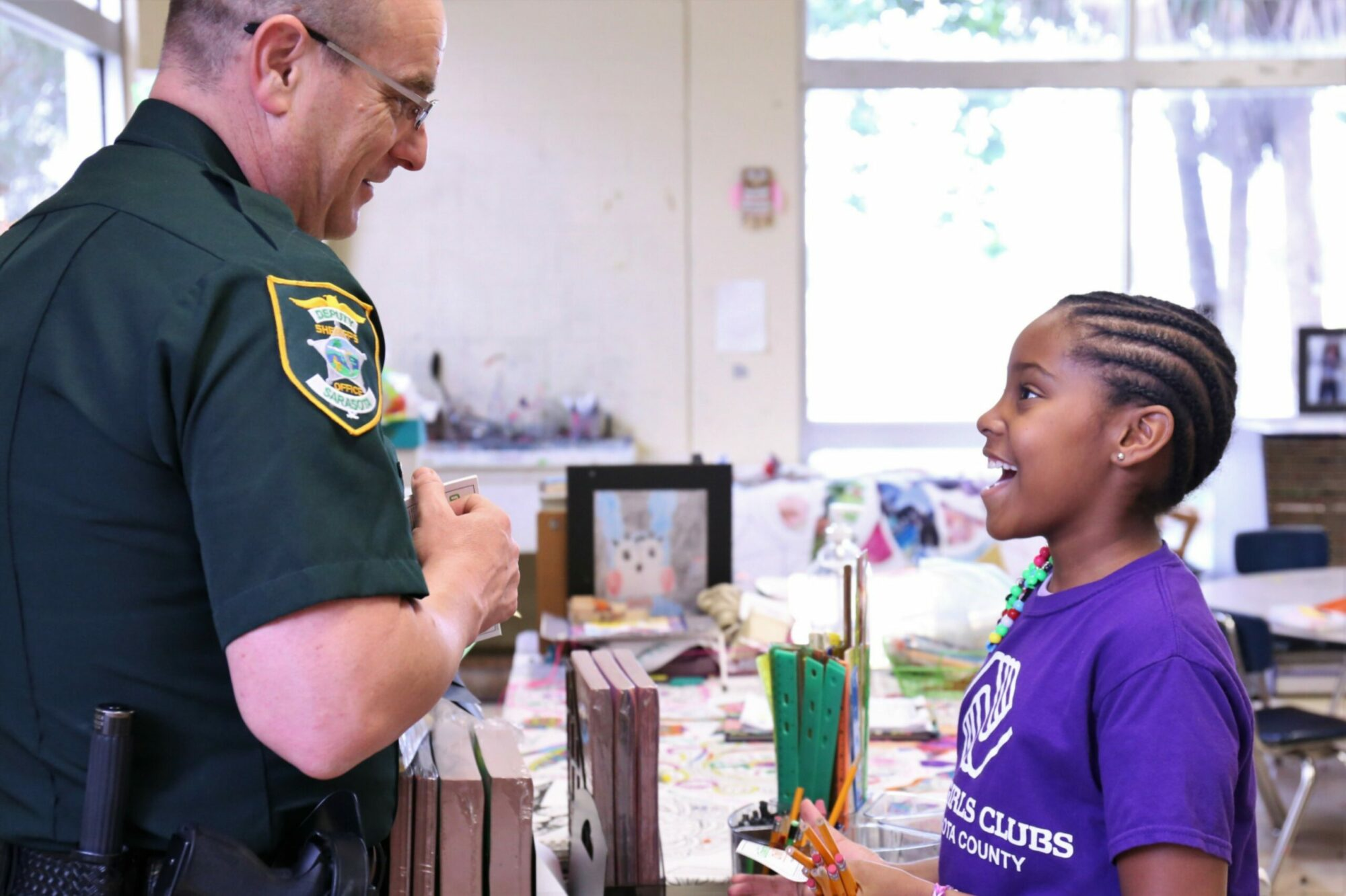 Interagency Efforts Open Childcare Space for Healthcare Employees, First Responders