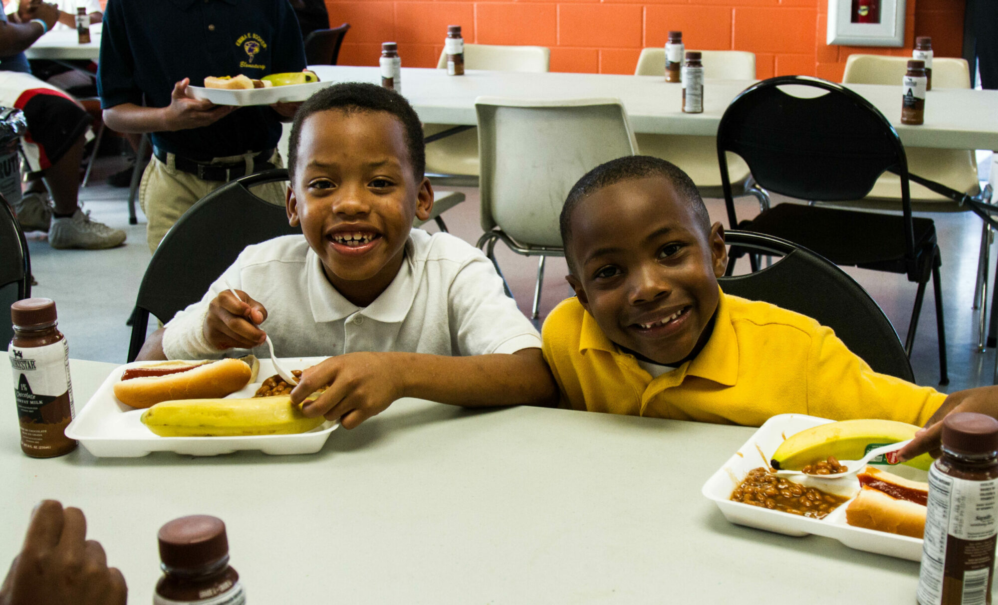 A Systemic Change in Addressing Childhood Hunger