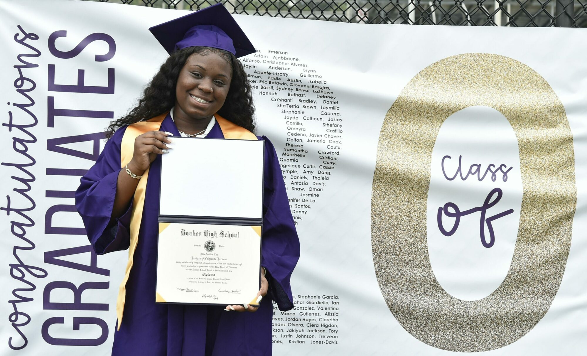 Booker Promise Looks to Community for Scholarship Support