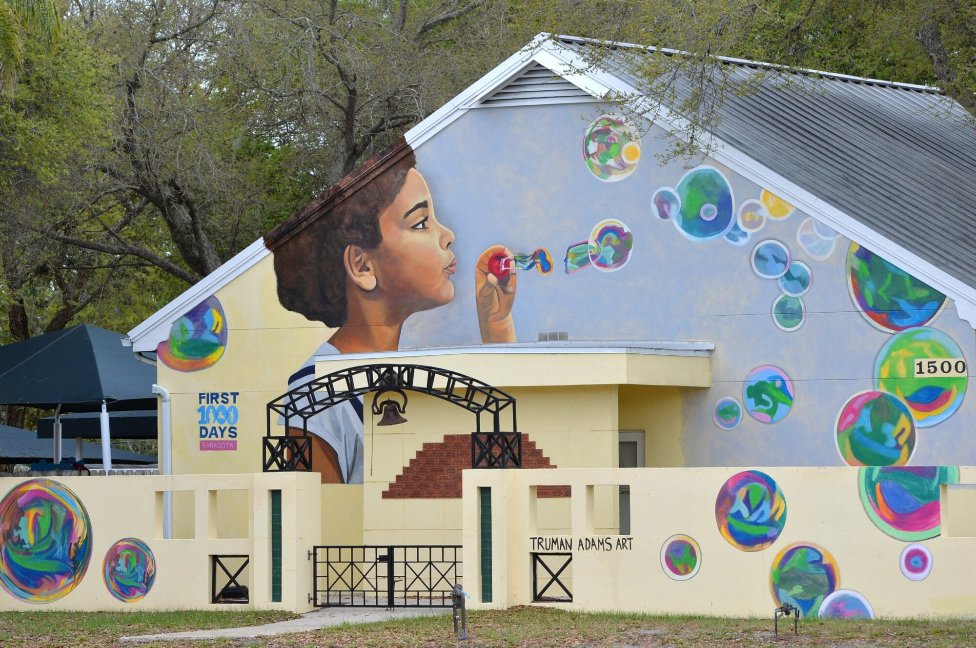 Community Embraces Art Campaign to Shine Light on Moms and Babies